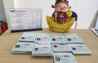 Visa Nhật Bản – Hai Gia Đình Cùng Nhau Đi Ngắm Hoa Anh Đào Đầu Xuân tại Nhật Bản