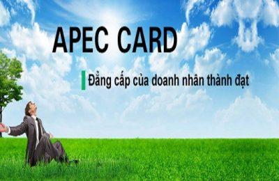 Dịch vụ làm thẻ Apec