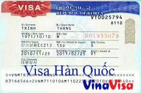 Phương Án Giản Lược Hồ Sơ Xin Visa Hàn Quốc
