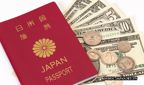 Giá visa đi Nhật Bản bao nhiêu tiền