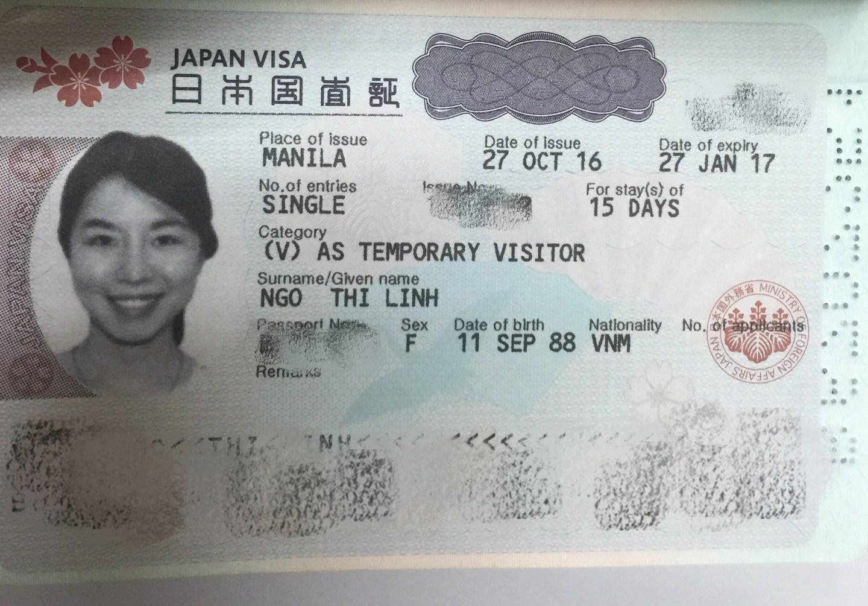 Kinh nghiệm xin visa thương mại Nhật Bản