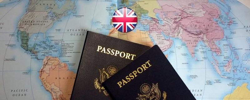 Các diện visa Anh
