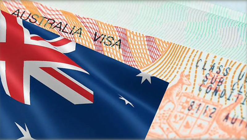 Thời hạn visa Úc bao lâu