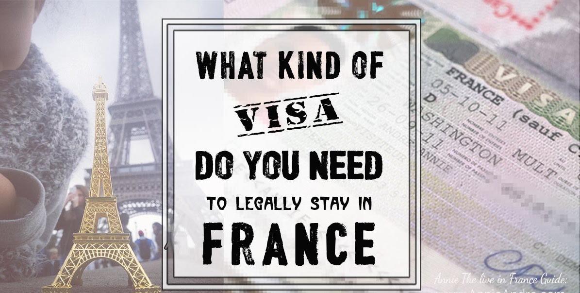 Các loại visa vào Pháp
