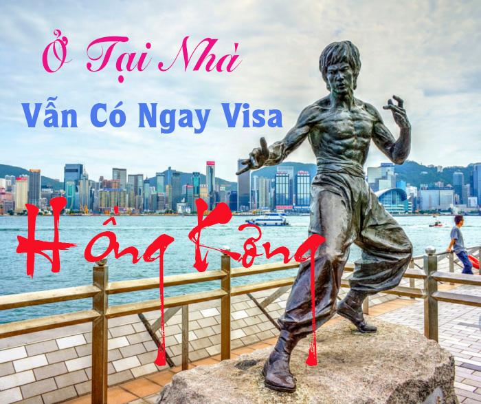 Địa Chỉ Nộp Visa Hồng Kông