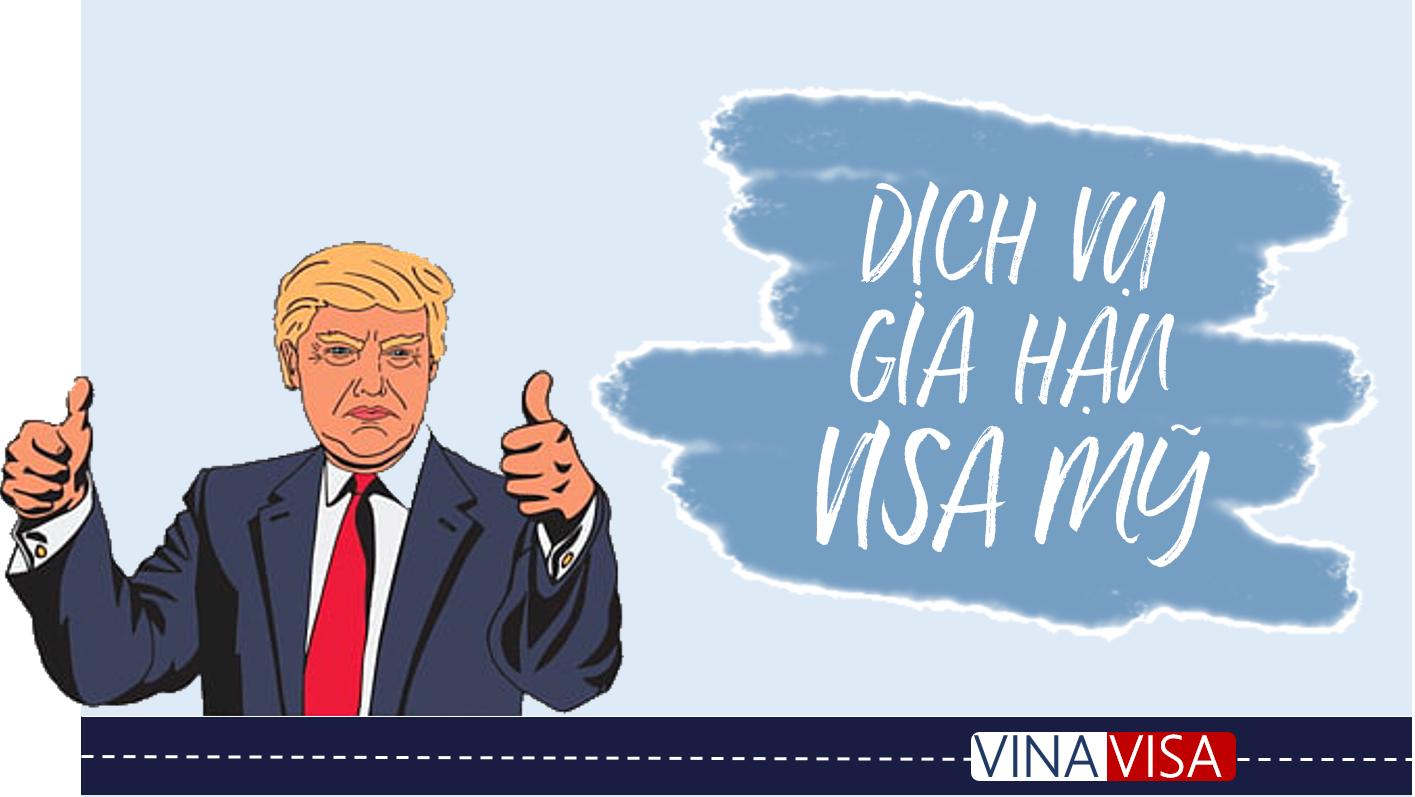 Dịch vụ gia hạn visa Mỹ tại Đà Nẵng