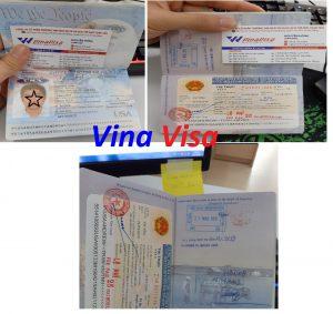 Gia hạn visa việt nam cho người quốc tịch Mỹ