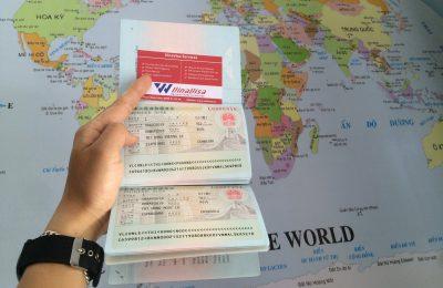 Visa Du Lịch Trung Quốc tại ĐÀ NẴNG | Hai chị em Passport Trắng