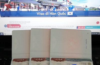 Visa Hàn – Cập Nhật Thông Tin Mới Nhất