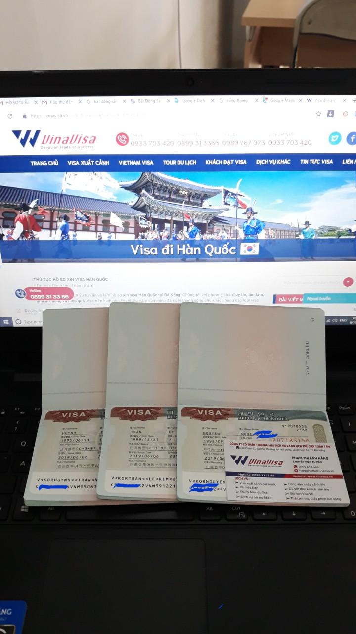 Visa Hàn - Cập Nhật Thông Tin Mới Nhất