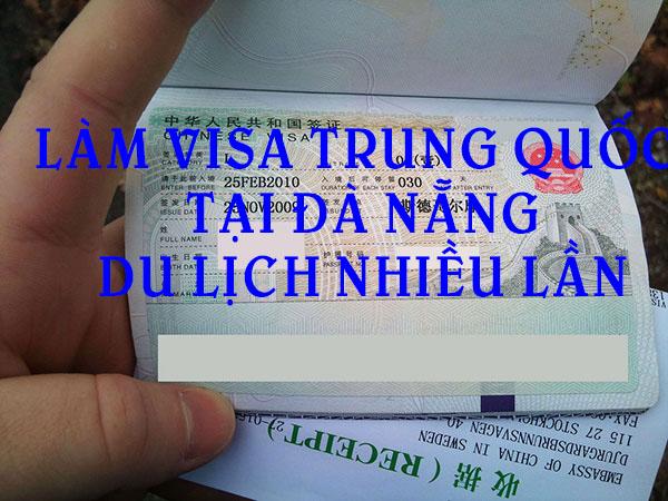 Những điều cần biết về visa đi du lịch Trung Quốc tại Đà Nẵng