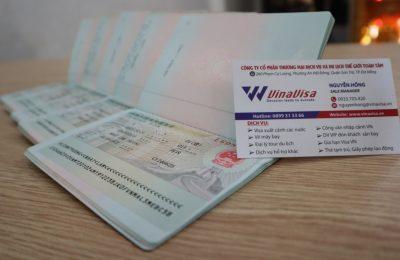 Kết Quả Visa Du Lịch Trung Quốc – Dịch Vụ Visa Đà Nẵng