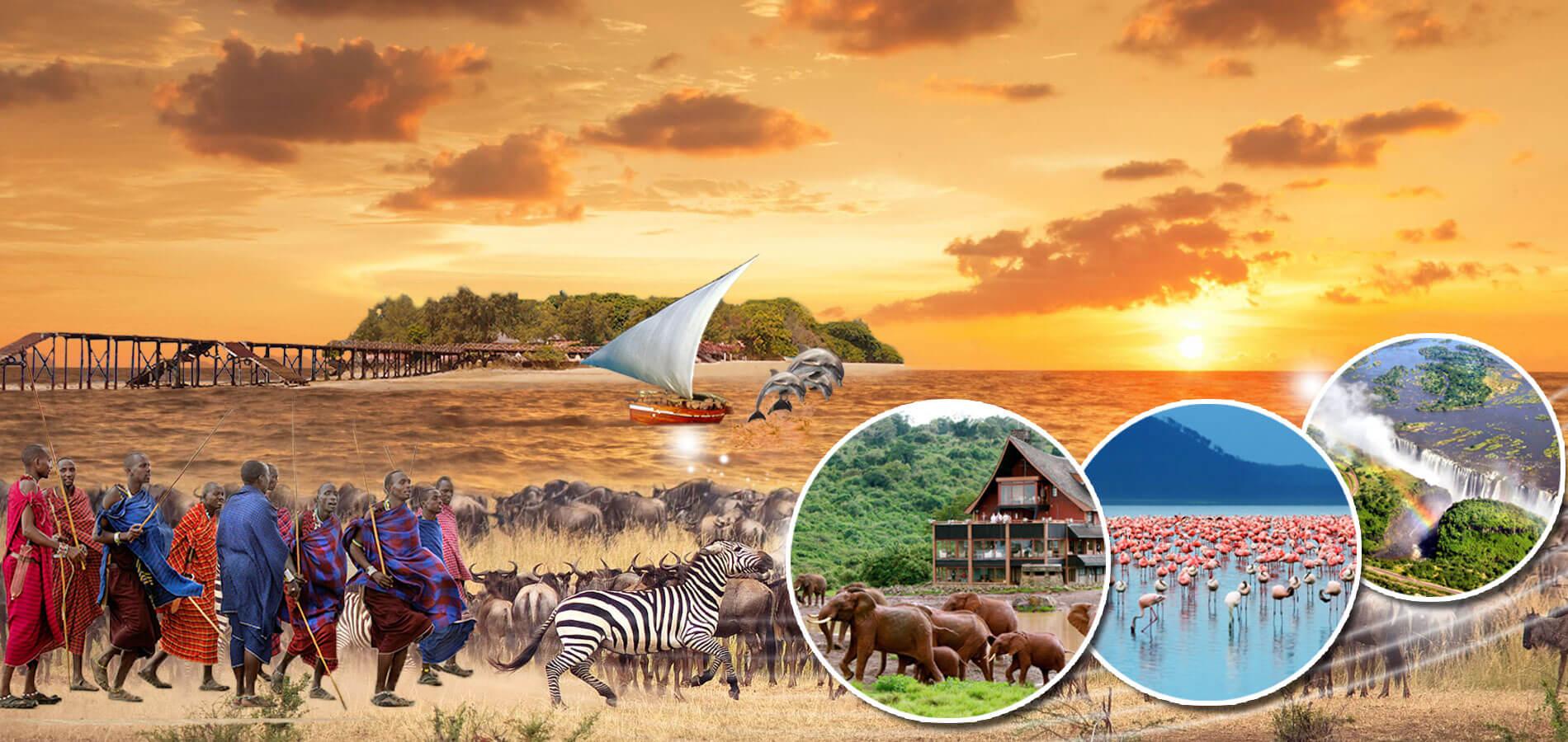 Nên xin visa đi châu Phi tại Đà Nẵng đến tới đất nước nào?