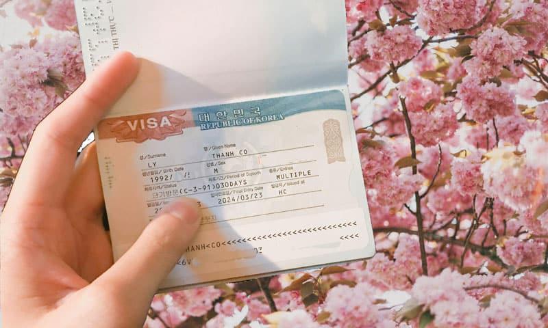 visa đi hàn quốc tại đà nẵng