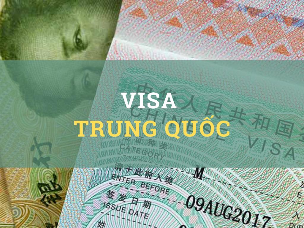 Làm visa đi Trung Quốc diện 6 tháng nhiều lần