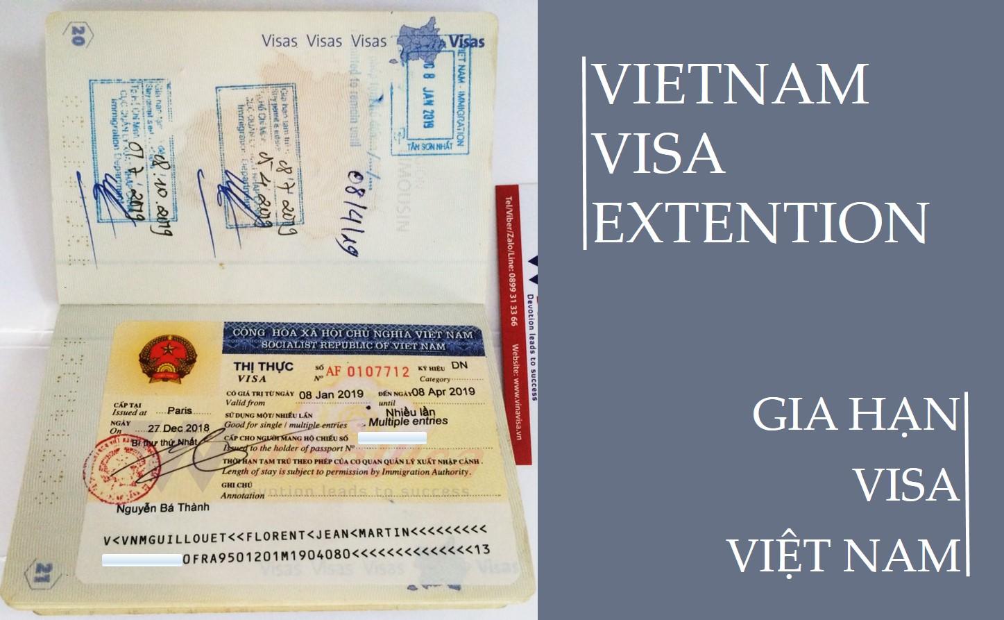 gia hạn visa việt nam tại đà nẵng